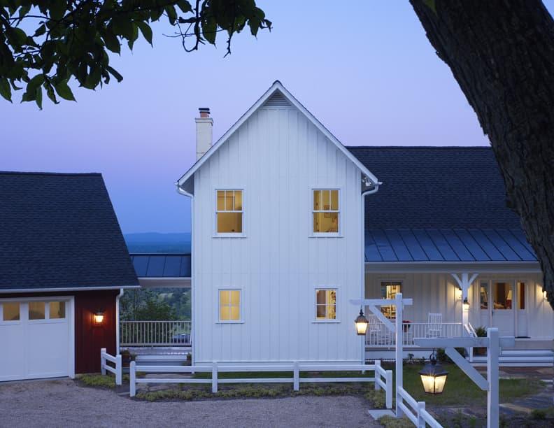 Ridgeside Vineyard Farmhouse
