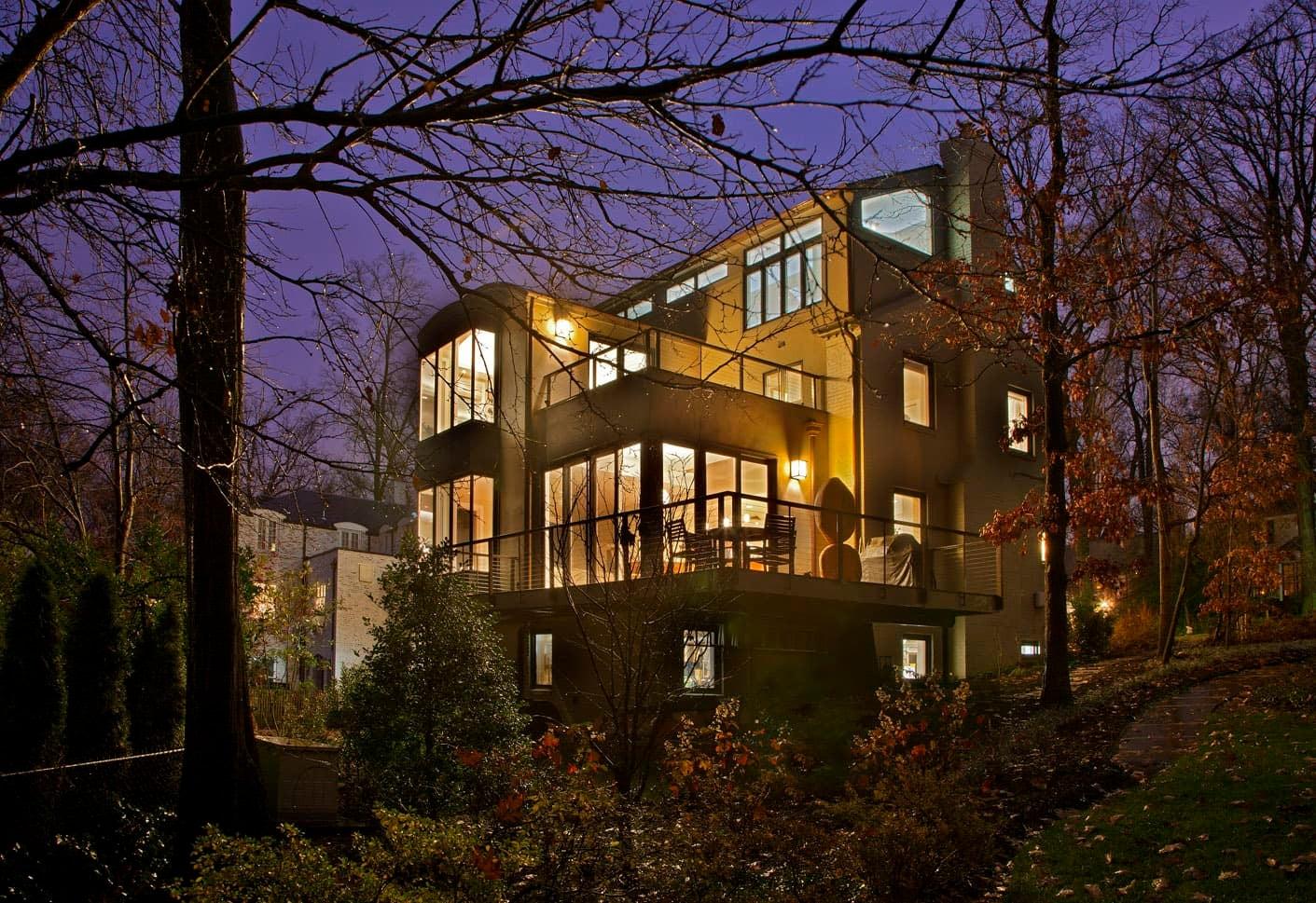 CHECA Architects PC, Exterior, Addition, Renovation, Arlington, VA