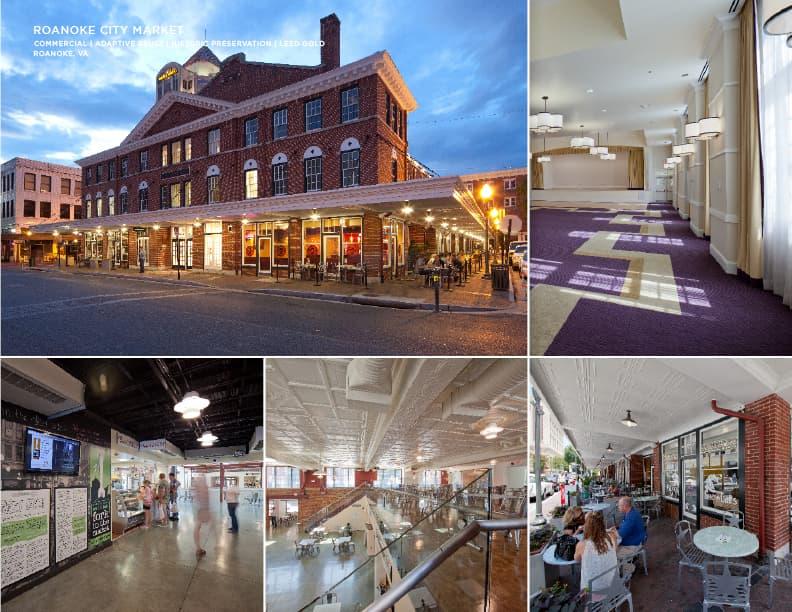 Roanoke City Market