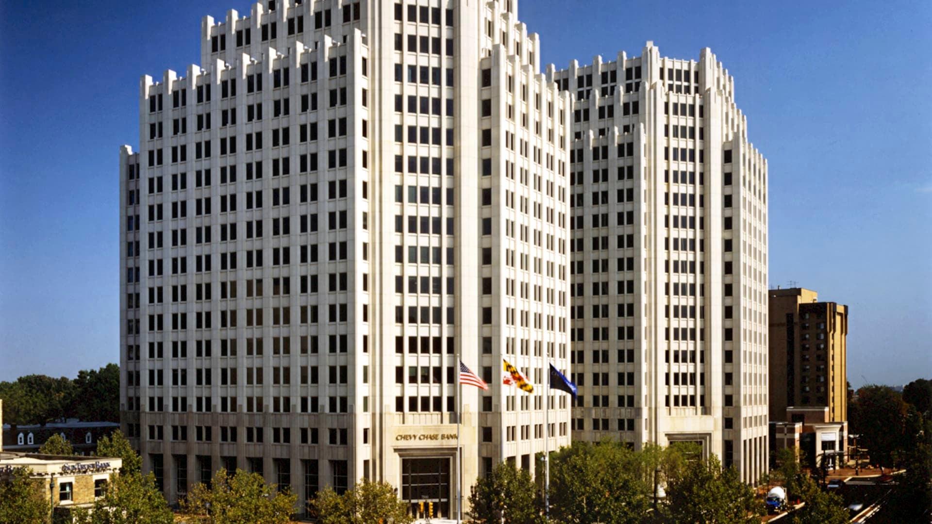 BBGM - Chevy Chase Bank HQ