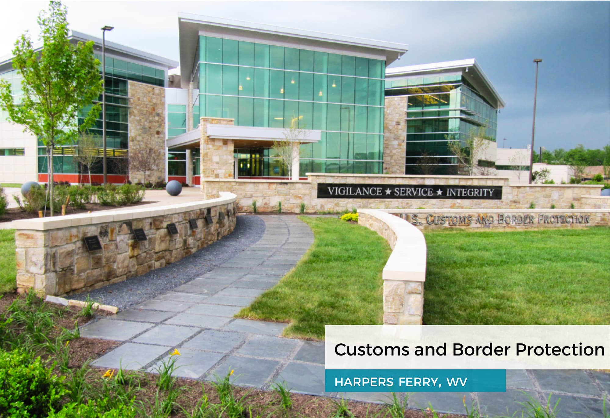 US Customs and Border Protection in Harpers Ferry, WV