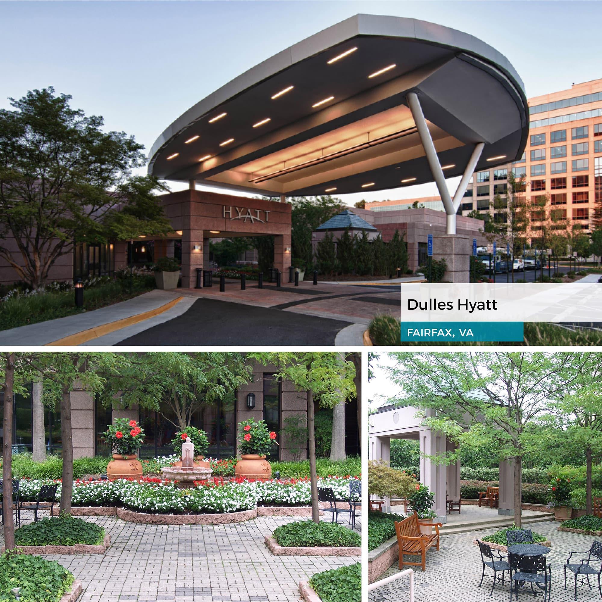 Dulles Hyatt in Fairfax, VA