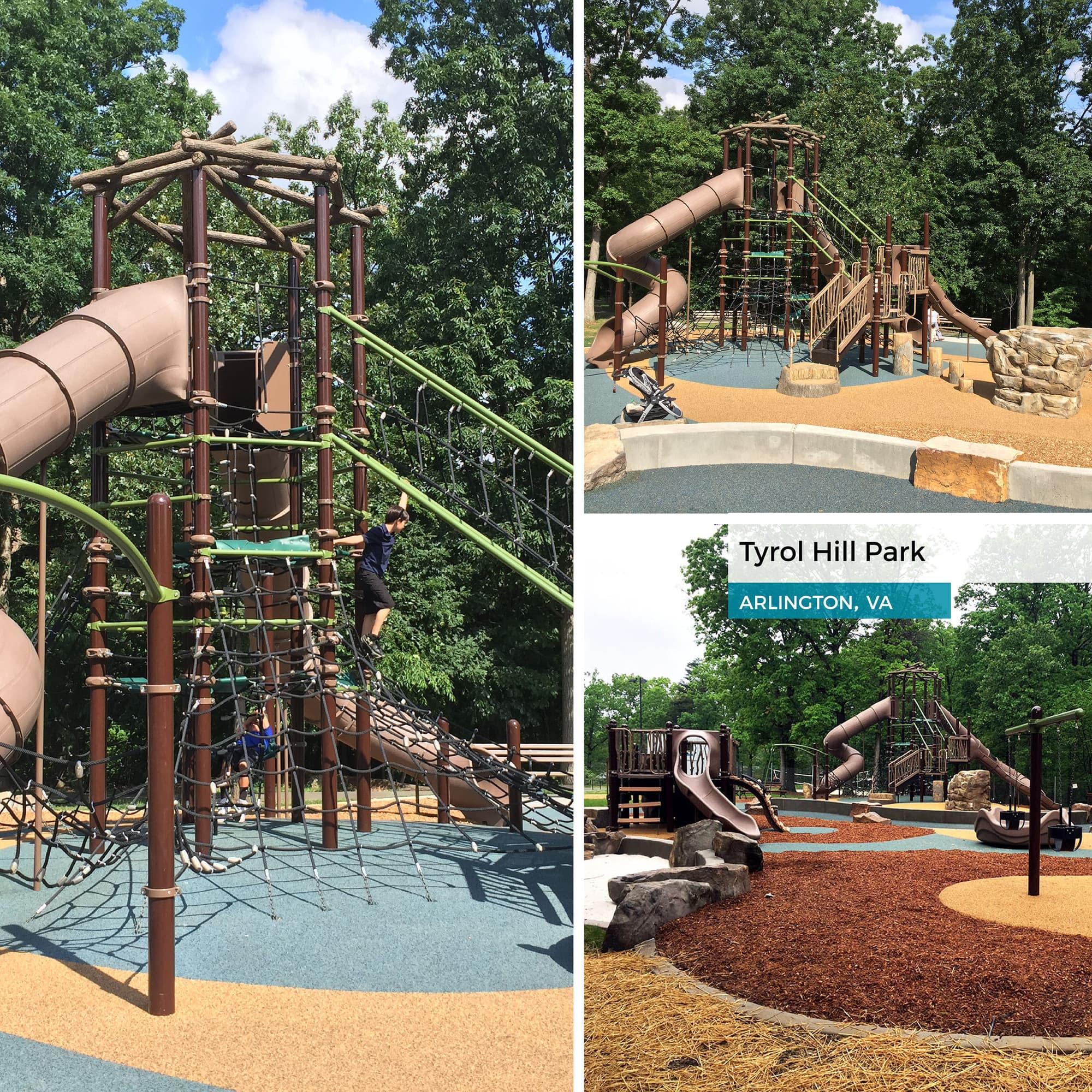 Tyrol Hill Park in Arlington, VA