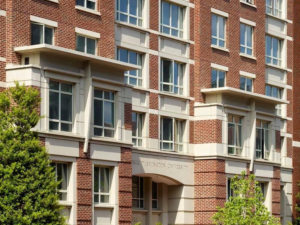 Student Housing at The George Washington University