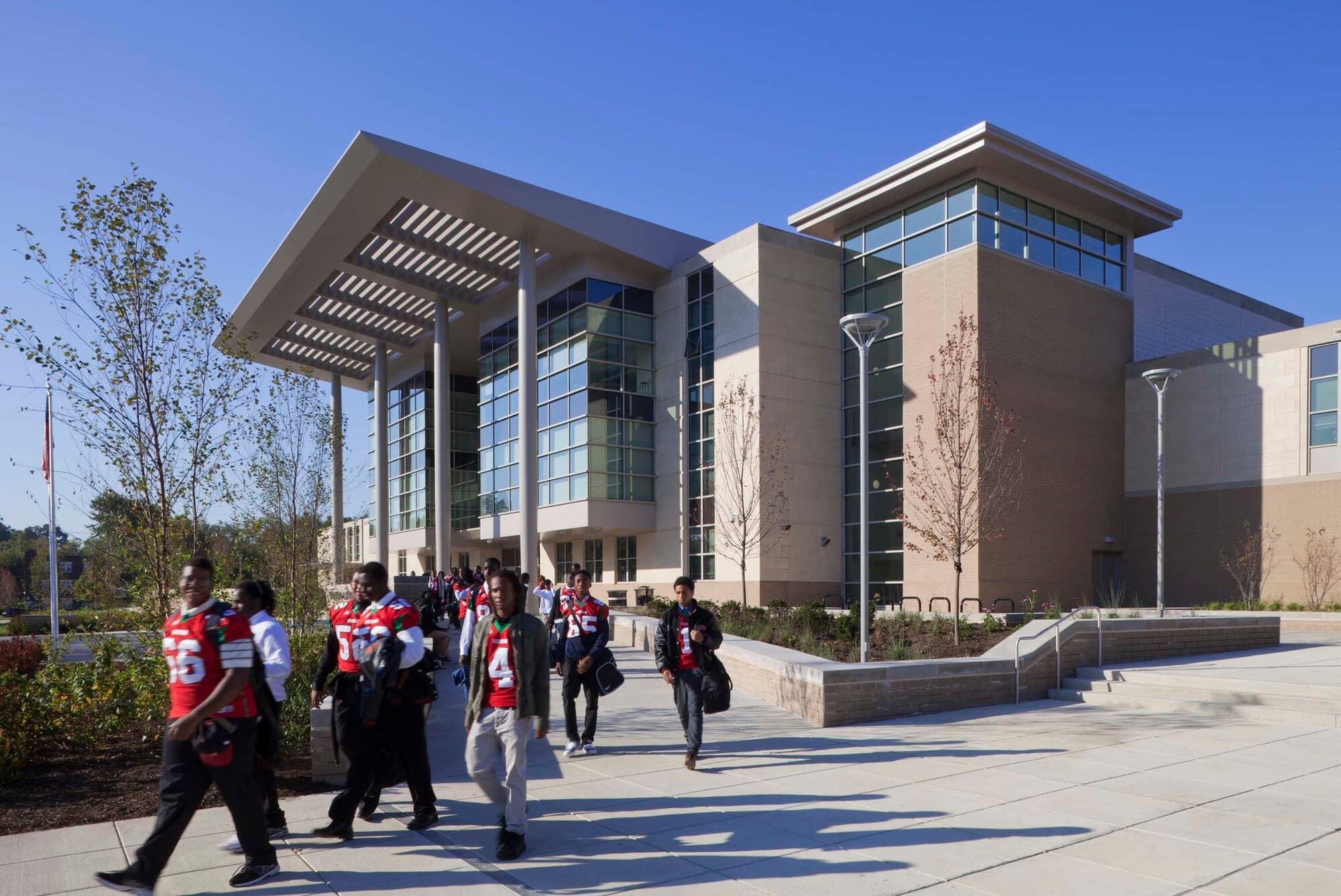 HD Woodson STEM High School