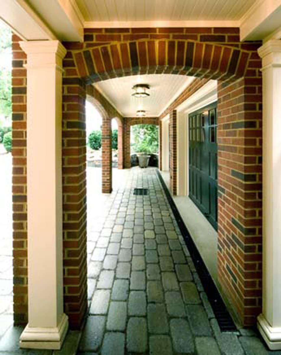 The garage is your everyday entry to the home.  Make it special!