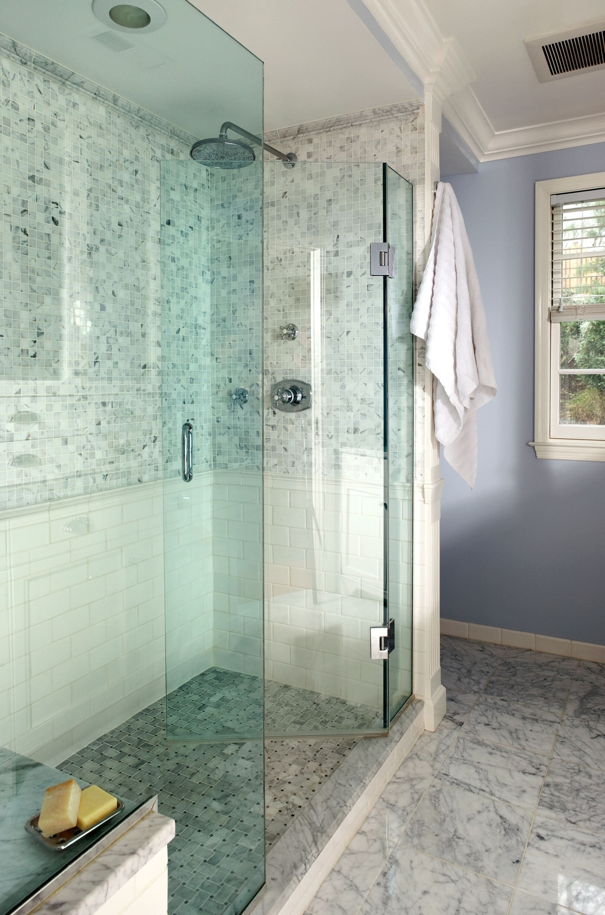 Image: Bath Renovation, Bethesda, MD