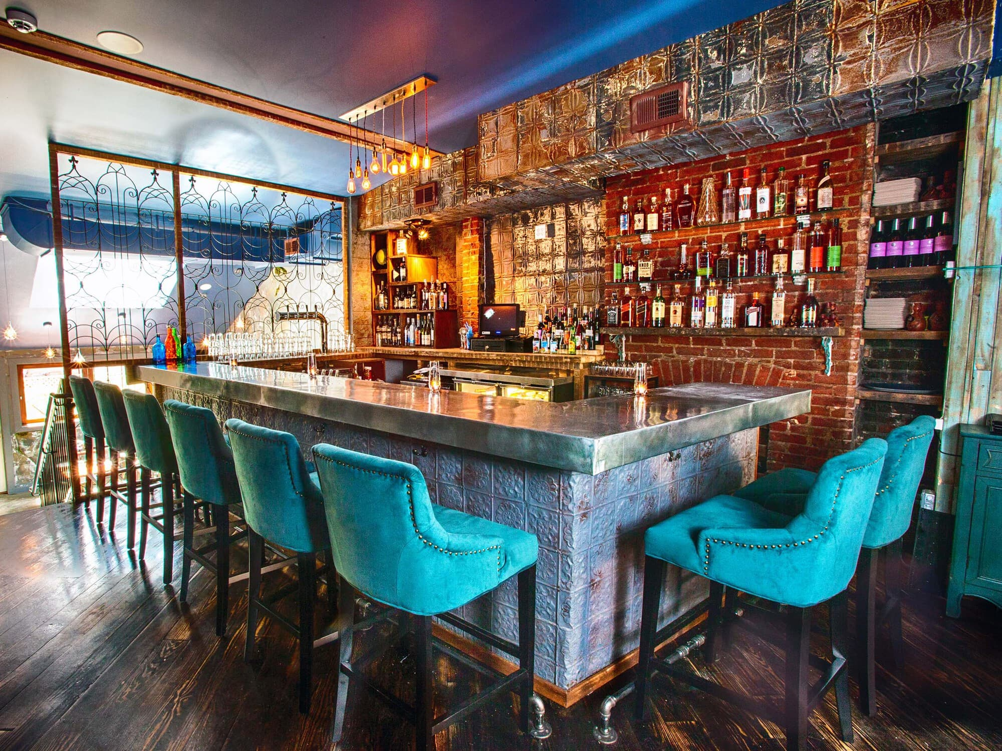Compass Rose Kitchen & Bar - Bar