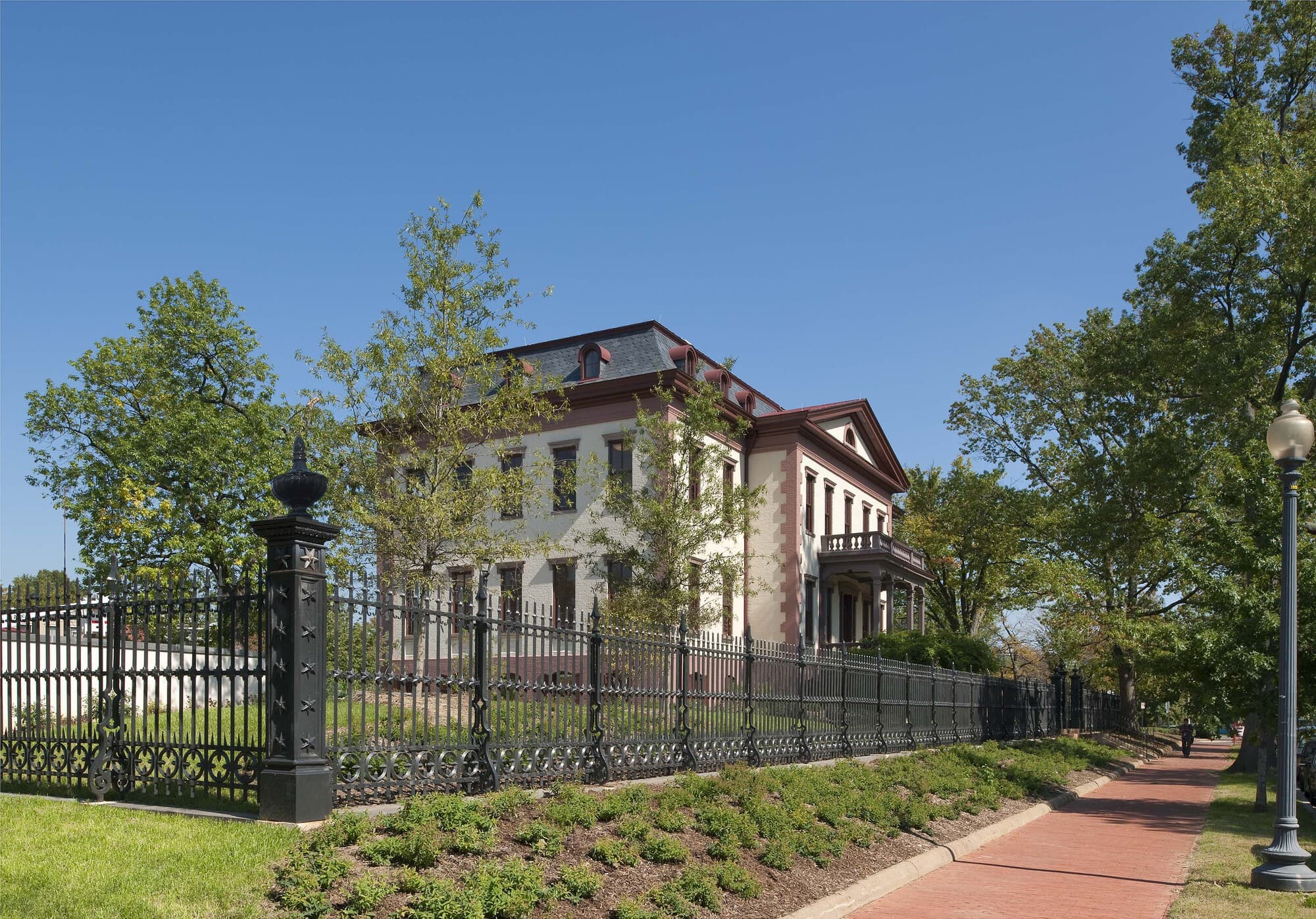 The Hill Center at the Old Naval Hospital