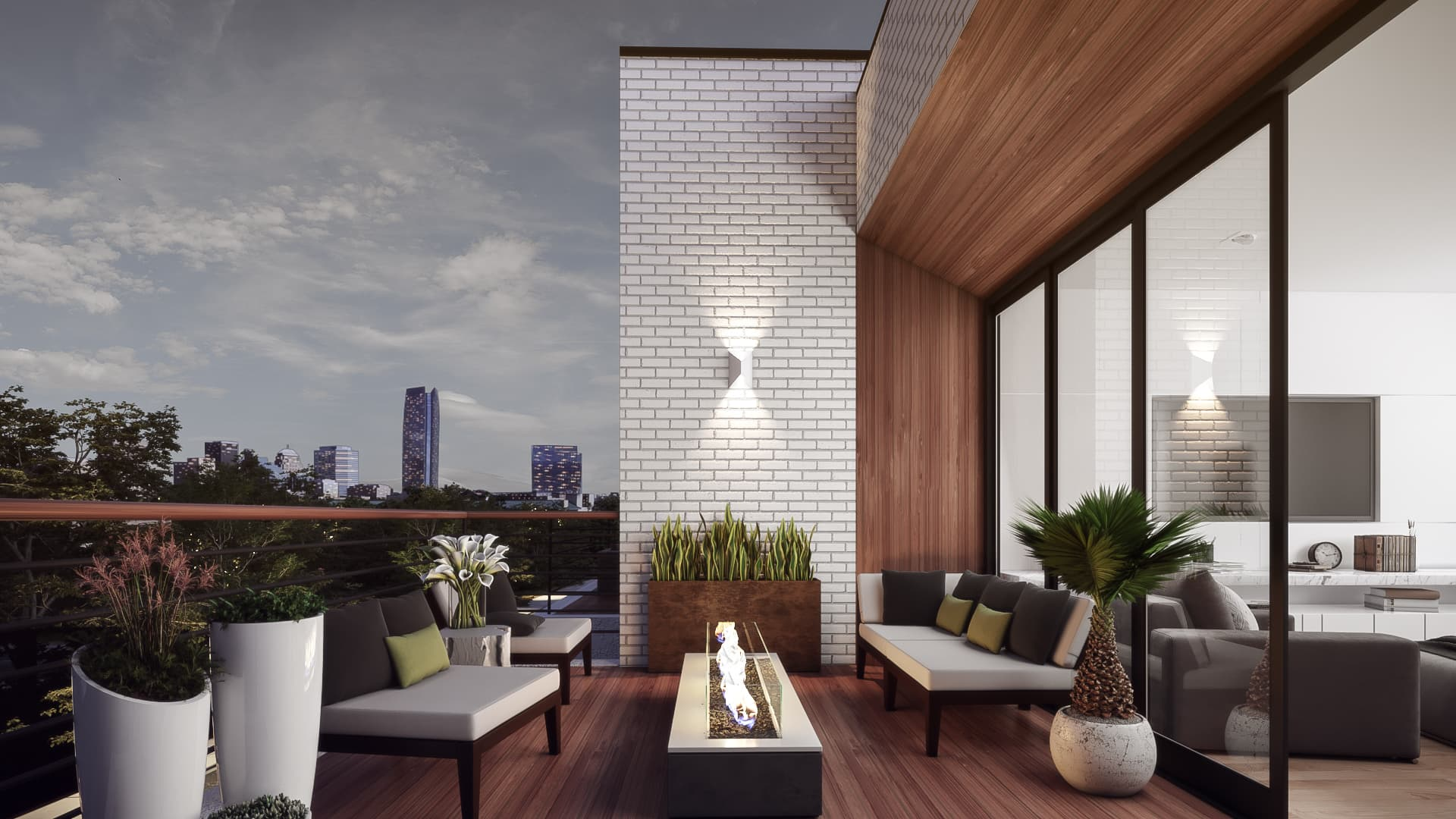 Townhomes Terrace