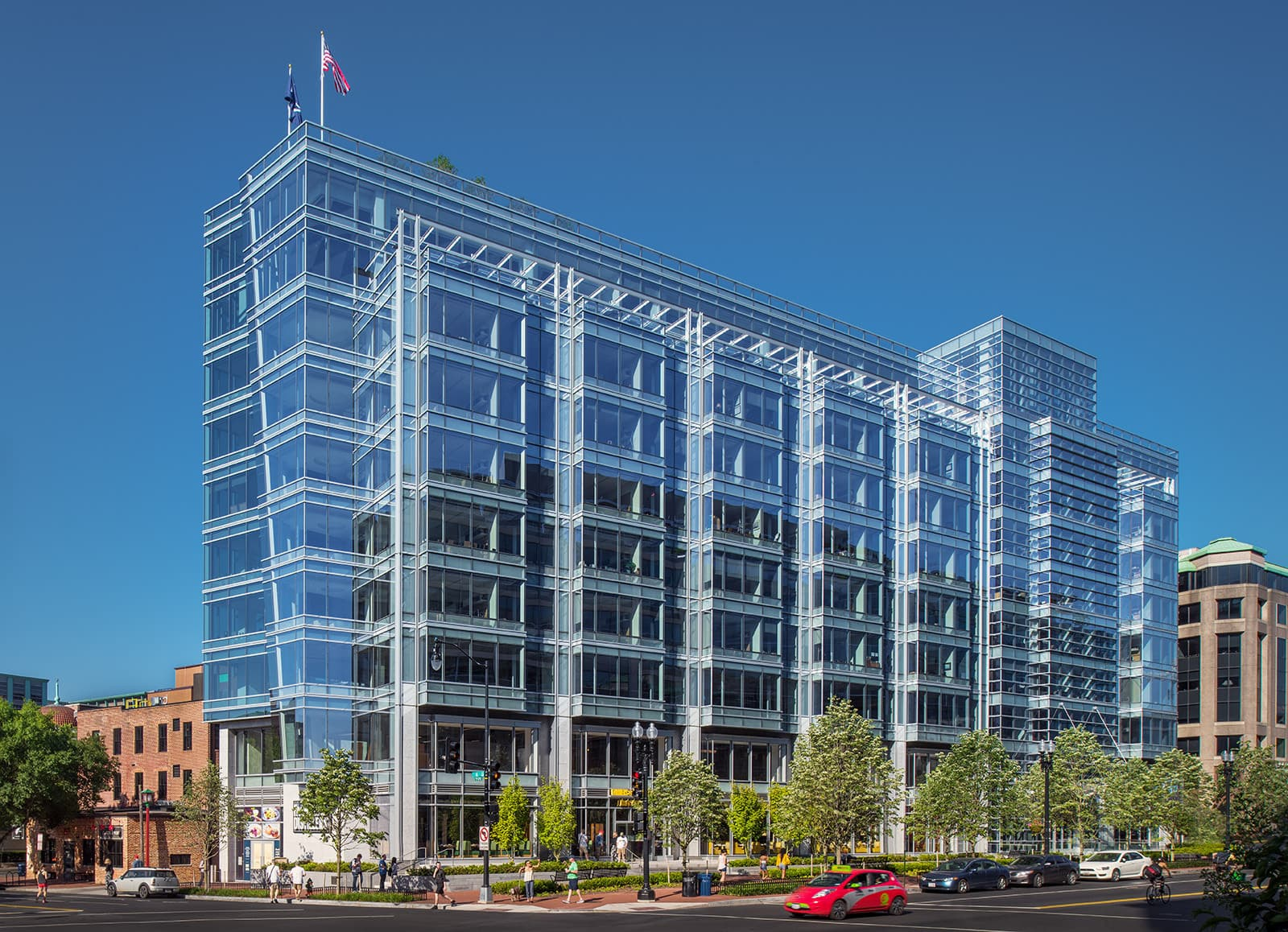 600 Massachusetts Avenue by CORE architecture + design