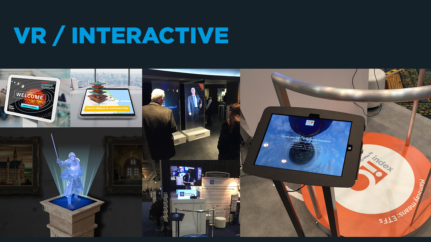 ABC Imaging - VR / Interactive