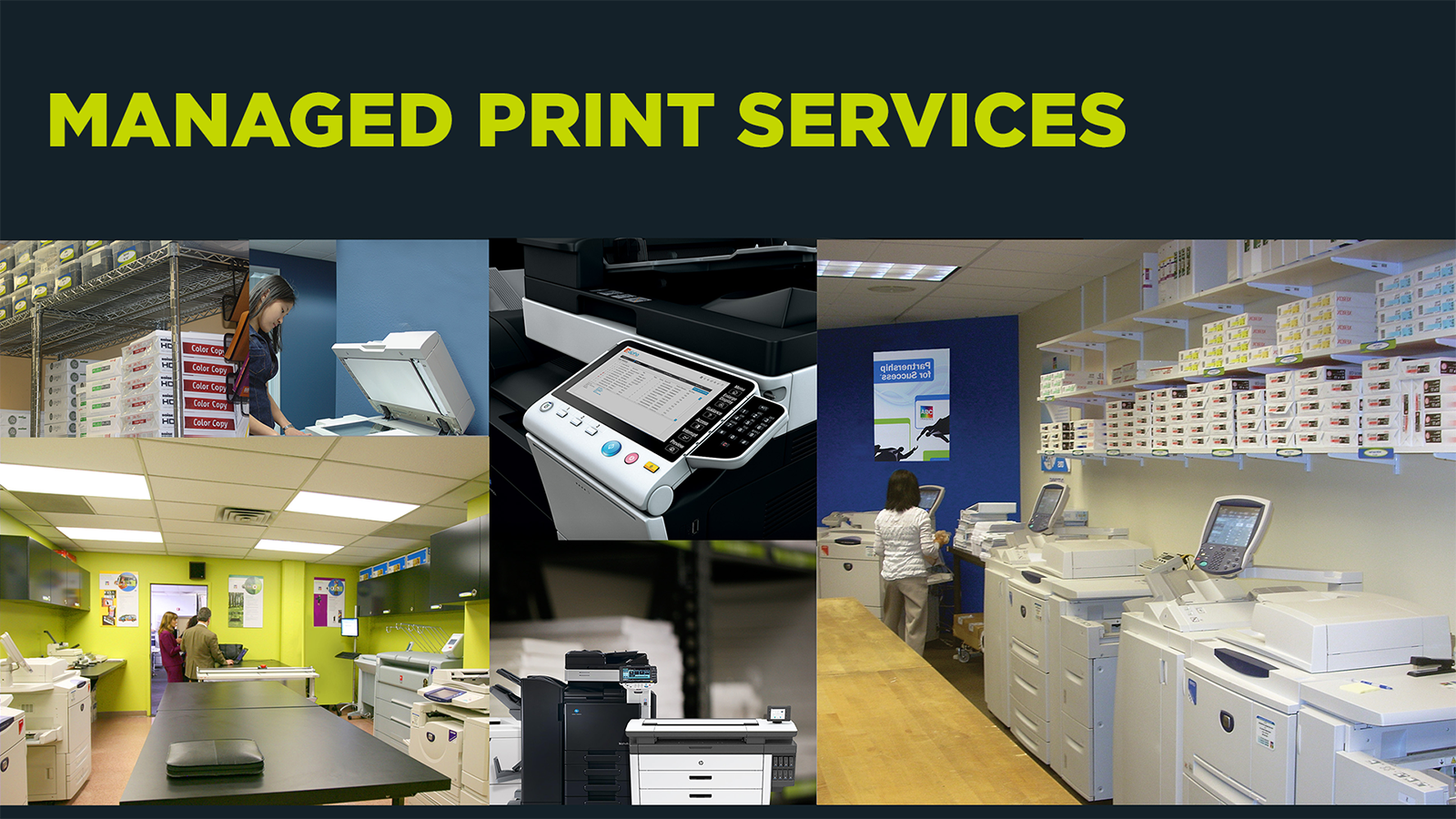 ABC IMAGING - MANAGED PRINT SERVICES
