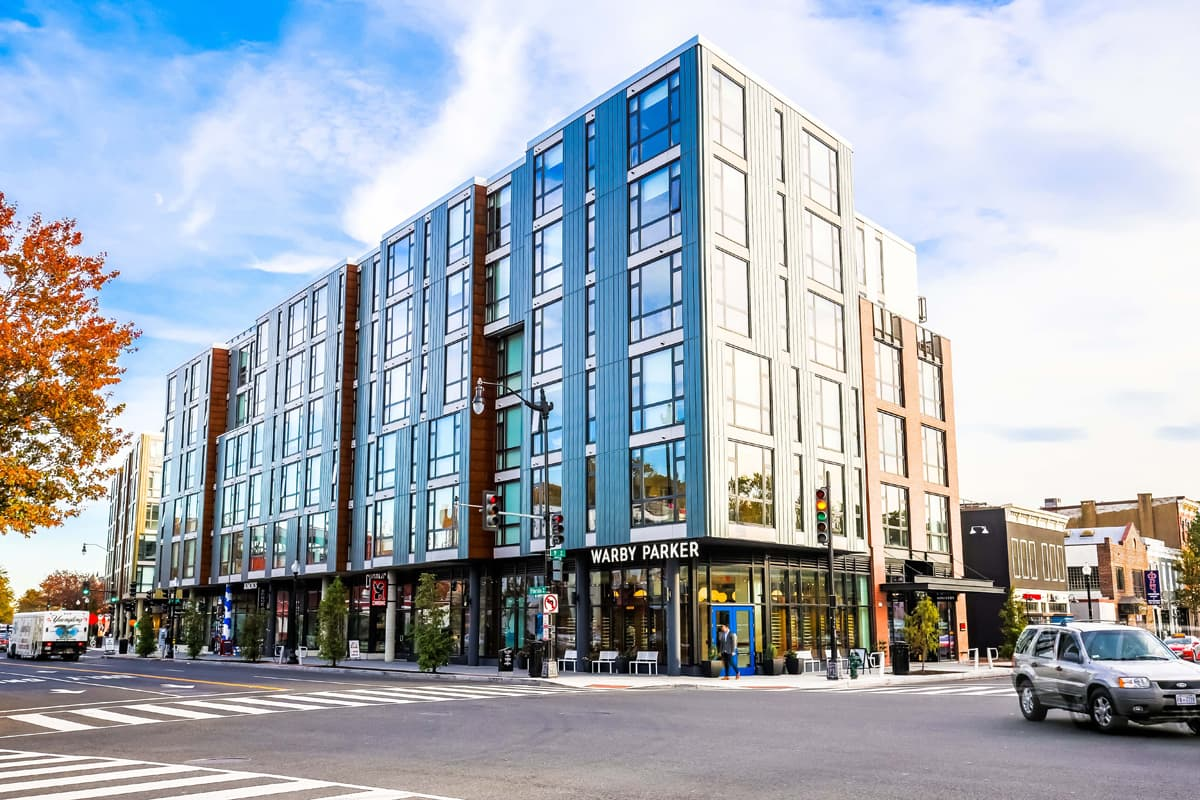 The Shay, a significant, high-profile project comprised of two buildings, is a 245-unit apartment community designed for modern, vibrant living in Shaw - Washington, D.C.'s most exciting neighborhood. The Shay DC has won the 2015 Best of Gay DC for Best Apartment/Condo Building in Washington, DC by The Washington Blade.