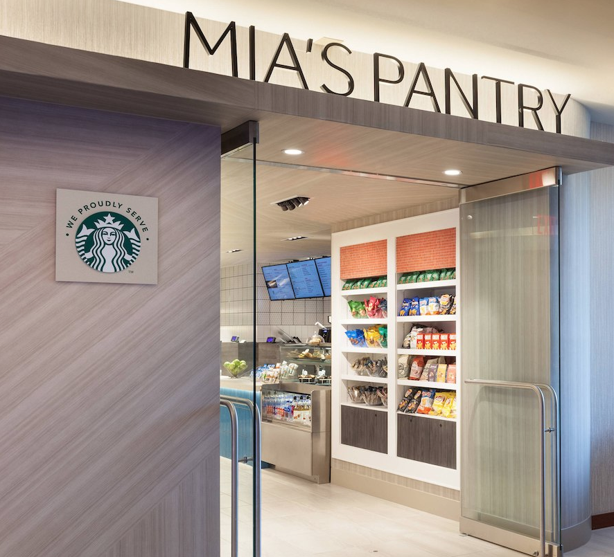 MIA's Pantry at Miami Airport Marriott